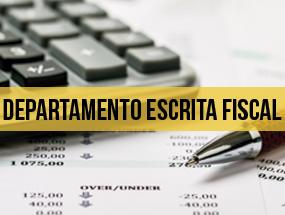 DEPARTAMENTO ESCRITA FISCAL